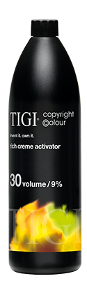 TIGI copyright©olour activator 30vol/9%